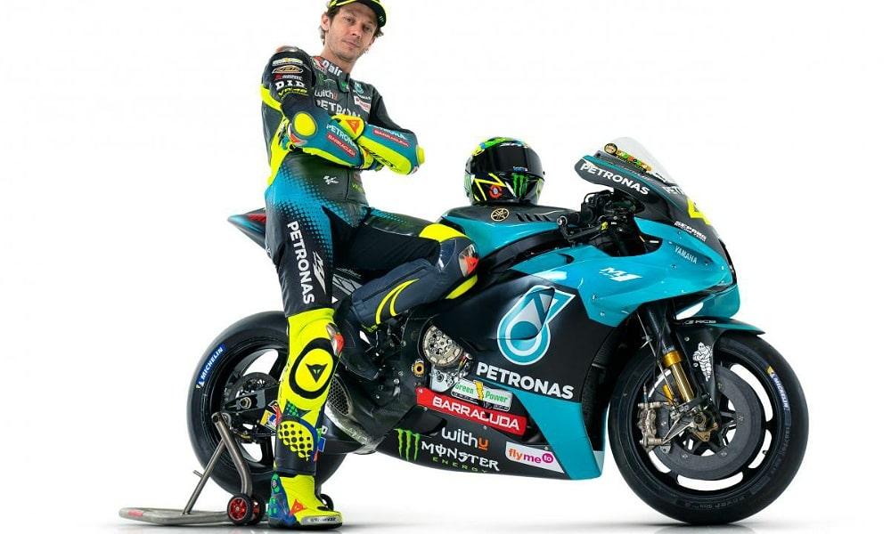 Valentino Rossi MotoGP 2021 Petronas Yamaha SRT