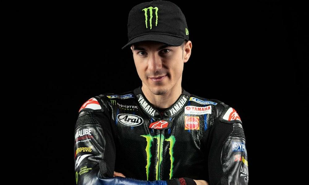 Maverick Vinales MotoGP 2021 Monster Energy Yamaha MotoGP Zawodnicy MotoGP 2021
