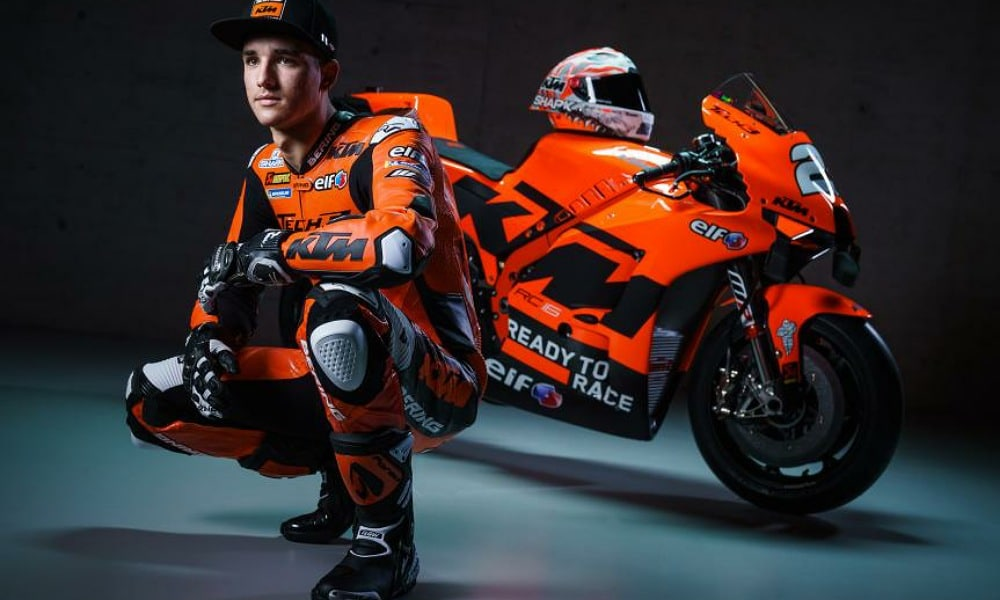 Iker Lecuona Tech3 KTM Factory Racing