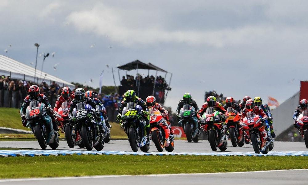 Zawodnicy MotoGP 2021