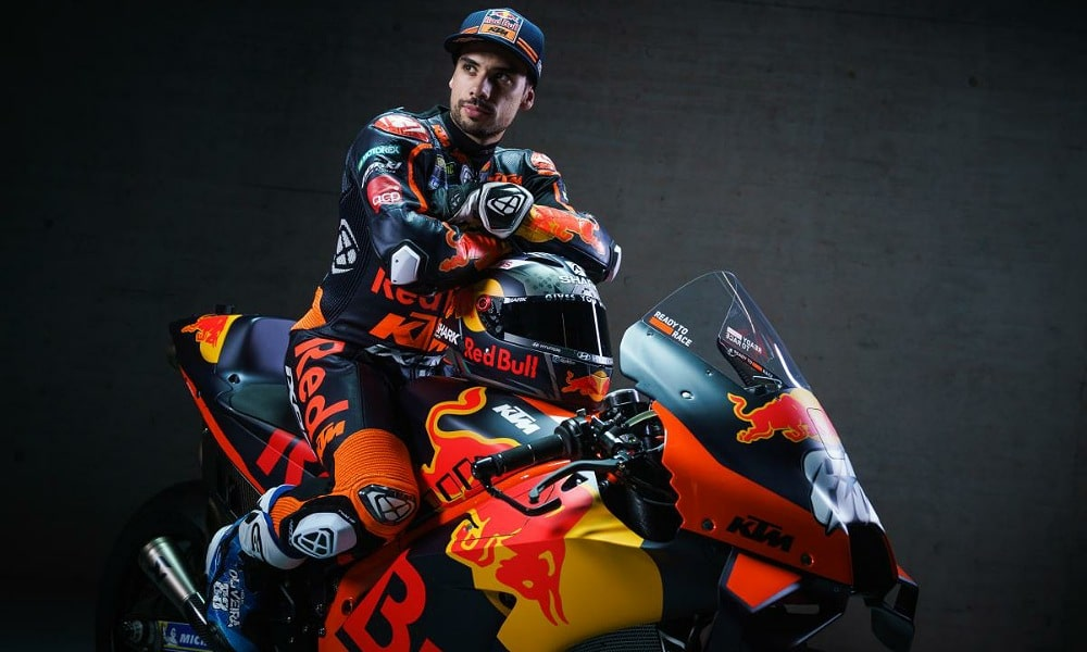 Miguel Oliveira MotoGP 2021 Red Bull KTM Factory Racing