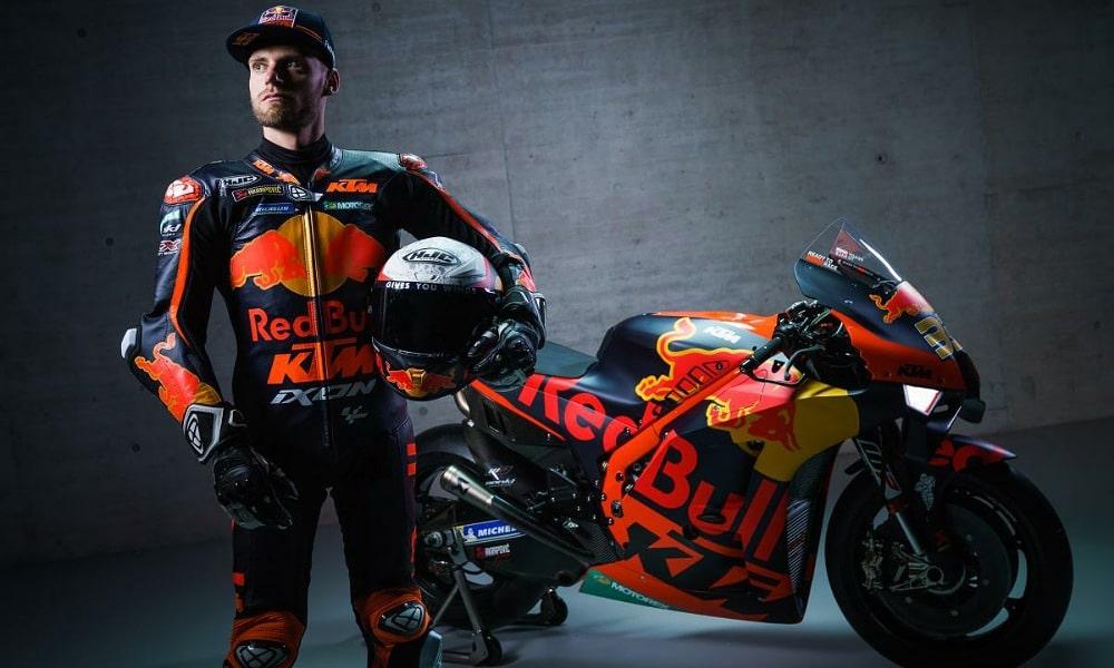 Brad Binder MotoGP 2021 Red Bull KTM Factory Racing Zawodnicy MotoGP 2021