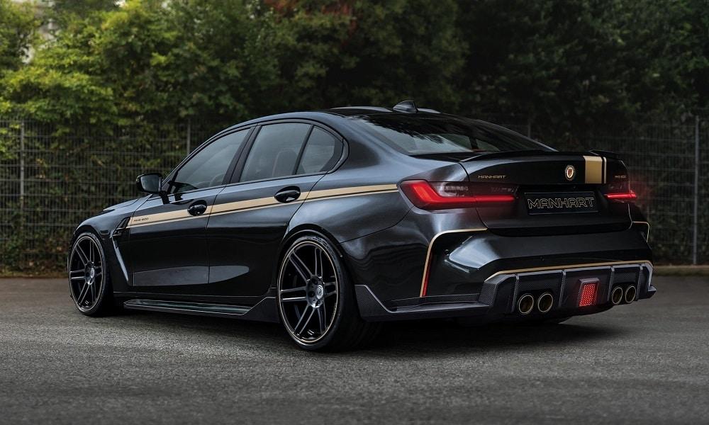 Manhart MH3 600 (BMW M3)