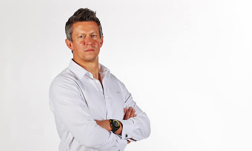 Marcin Budkowski Alpine Racing F1 2021
