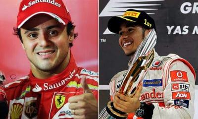 Massa kontra Hamilton 2011