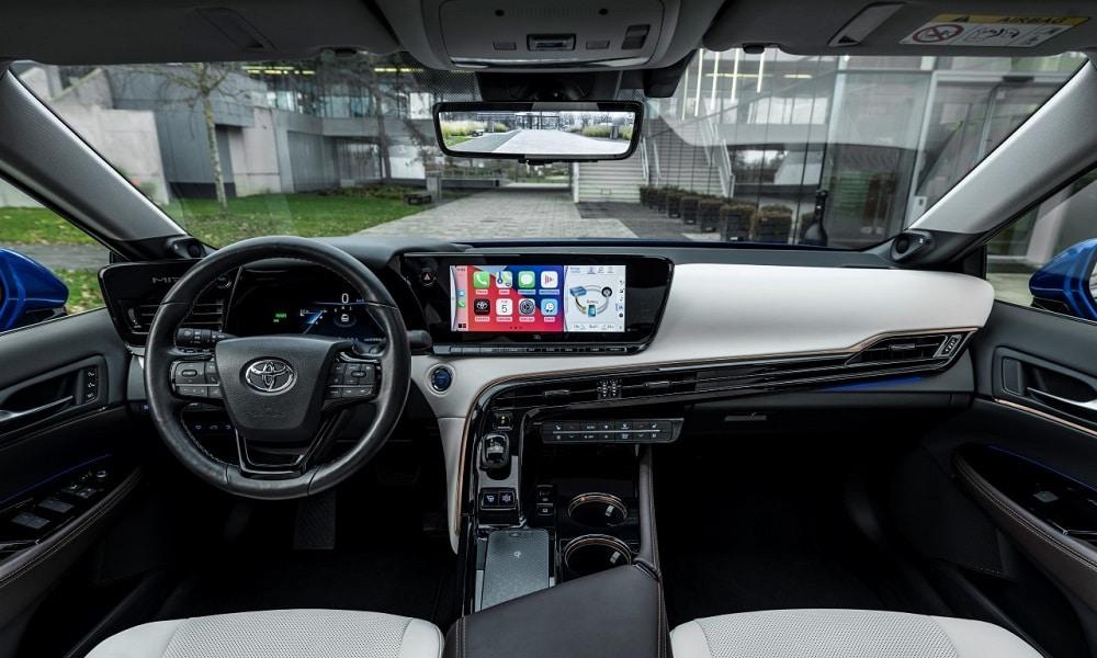 Nowa Toyota Mirai