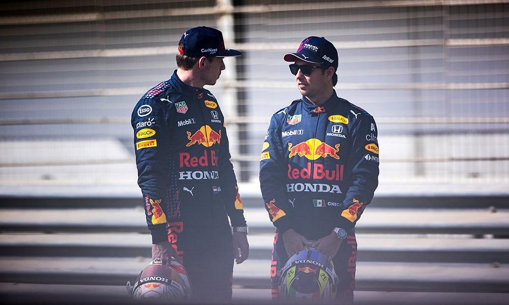 Perez nie boi się rywalizacji z Verstappenem