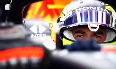 Sergio Perez Bahrain 2021