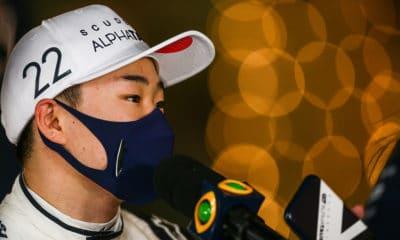 Yuki Tsunoda F1 2021 Bahrajn