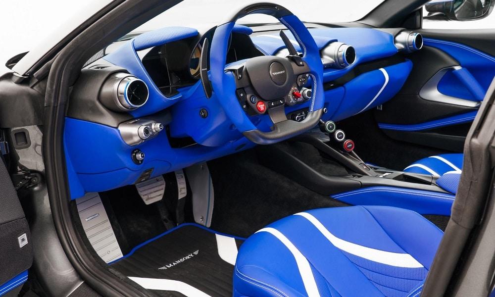 Ferrari 812 GTS Stallone