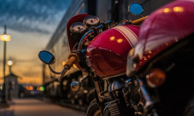 pierwszy motocykl nowy używany