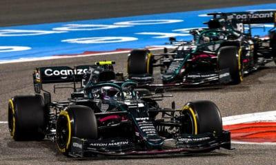 szef Astona Martina opinia problemy zespolu bahrajn 2021