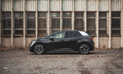VW ID.3 test opinie