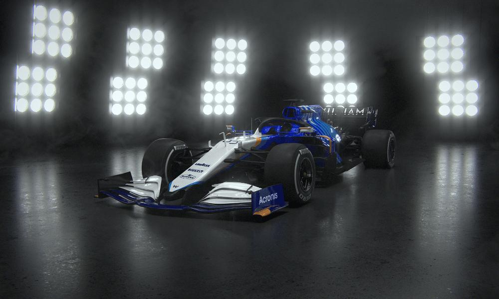 Williams f1 2021 fw41 opinia Barretto
