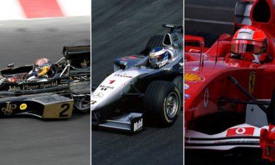 Najbardziej pamiętne malowania F1