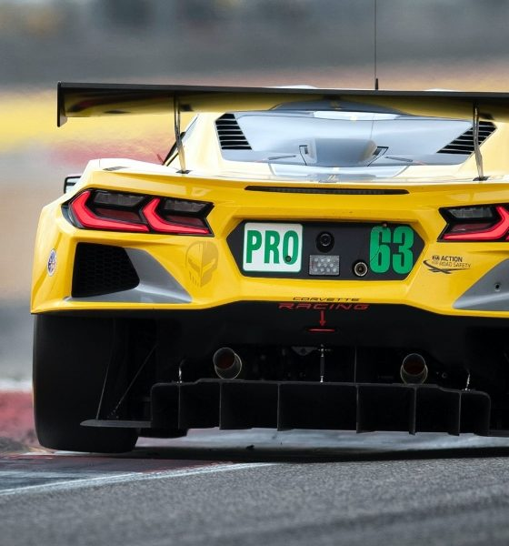 Co dalej z Corvete Racing w IMSa?
