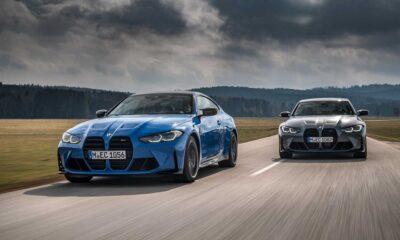 BMW M3 xDrive i M4 xDrive