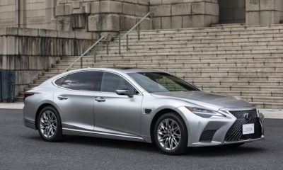 Lexus LS500h 2022
