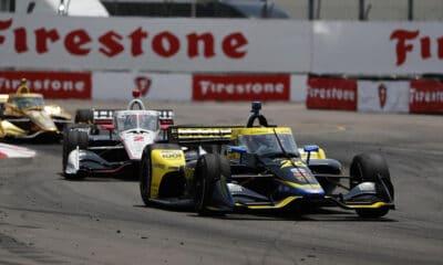 Colton Herta Petersburg USA IndyCar 2021
