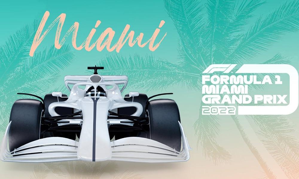 Grand Prix Miami F1 2022
