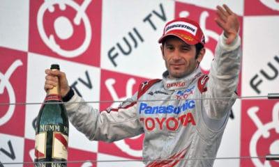 Jarno trulli ostatnie podium f1 2009 GP Japonii