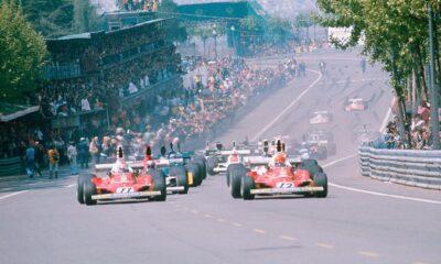 GP Hiszpanii 1975 start