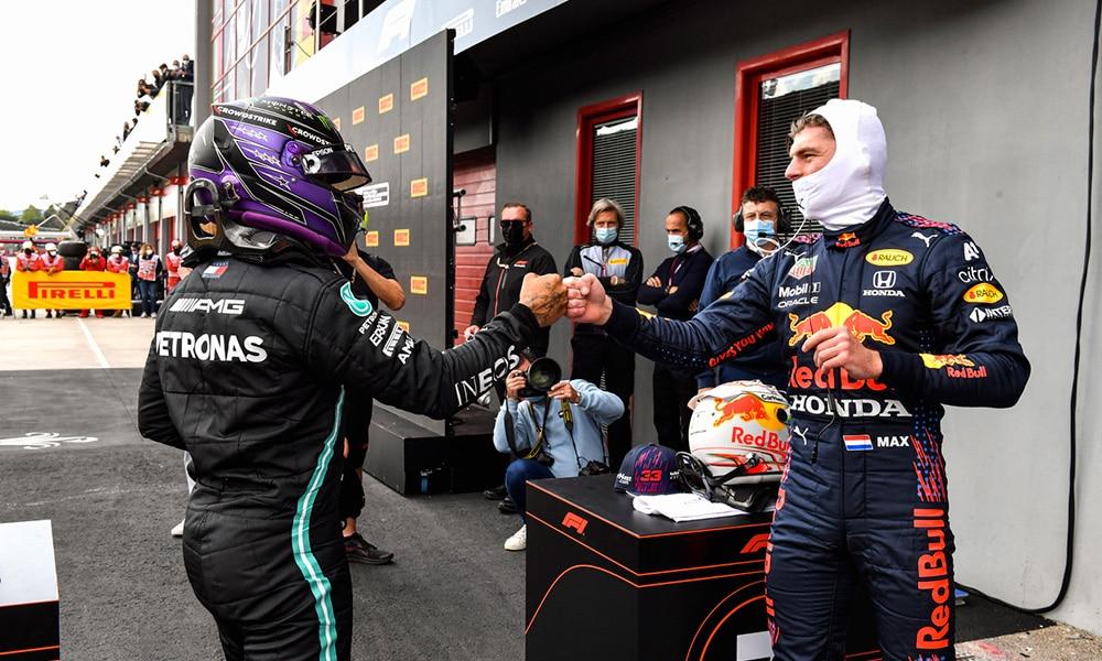 Hamilton vs Verstappen f1 2021