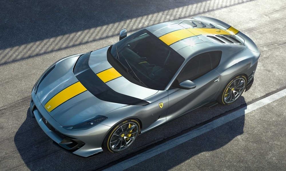 Ferrari 812 Special Version