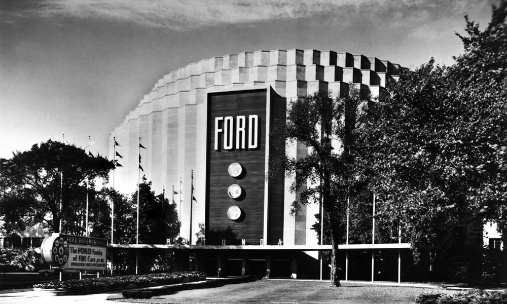 ford rotunda 1962