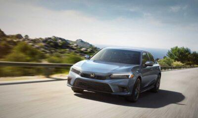 Honda Civic XI sedan