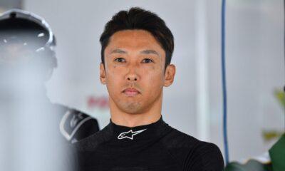 Kazuki Nakajima 2019