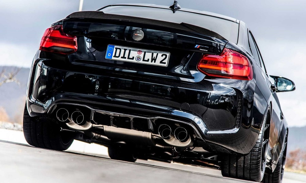 BMW M2 Competition Finale Edition