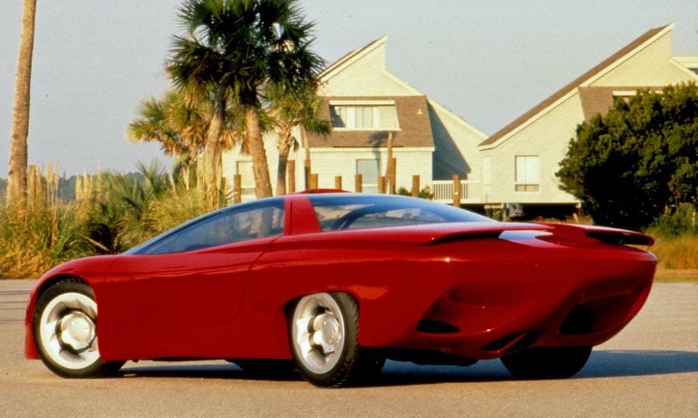 Pontiac Banshee IV