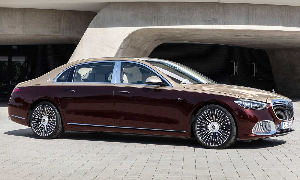 Mercedes-Maybach S680