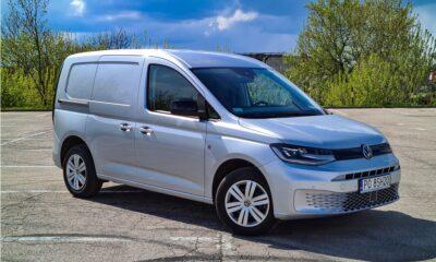 Nowy Volkswagen Caddy Cargo