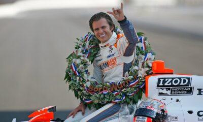 Dan Wheldon Indy 500 2011