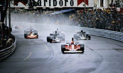 F1 GP Monako 1975 start