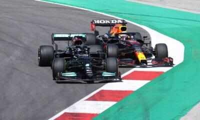 Hamilton kontra verstappen 2021 portugalia f1