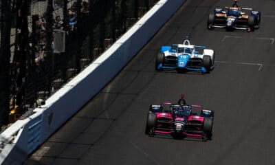 Helio Castroneves 4 raz Indy 5000 2021 IndyCar