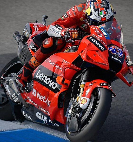 Jack Miller GP Hiszpanii 2021