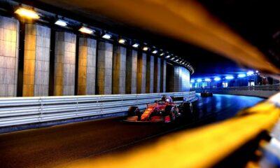 Ferrari Leclerc z ósmym pole position