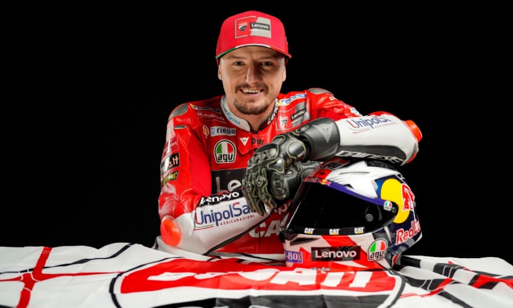 Miller przedłuża umowę z Ducati