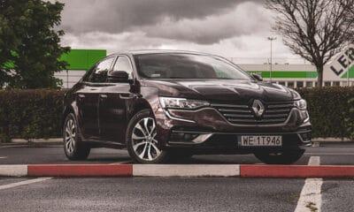 Renault Talisman Intens główne
