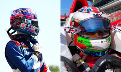 Smolyar i Caldwell F3 Barcelona