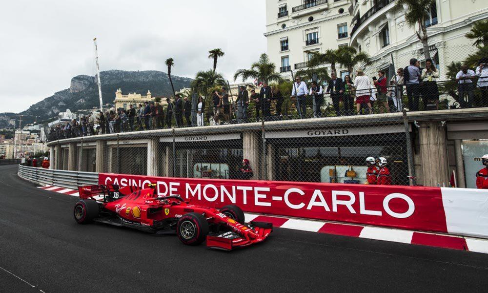 Niemoc czy klątwa? Co stoi za dyspozycją Leclerca w Monako?