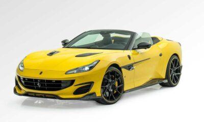 Ferrari Portofino Mansory