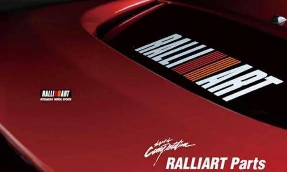 Mitsubishi Ralliant
