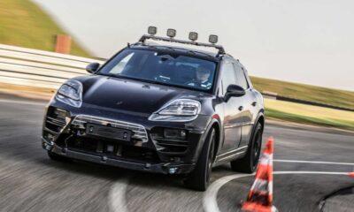 Porsche Macan EV