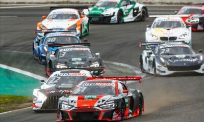 DTM Testy 2021 na torze Lausitzring