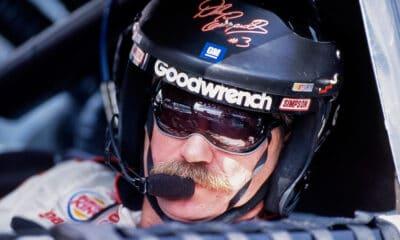 Dale Earnhardt Sr. legenda NASCAR